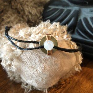 Bracelet aigue-marine
