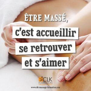 massage clk Parenthese Bien-Être