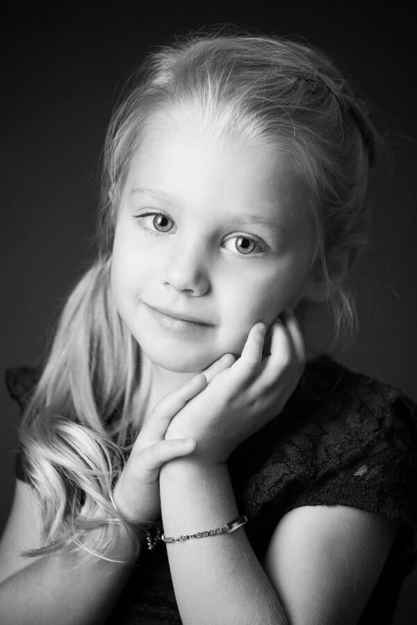Portrait enfant saint etienne